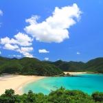 五島の海水浴場